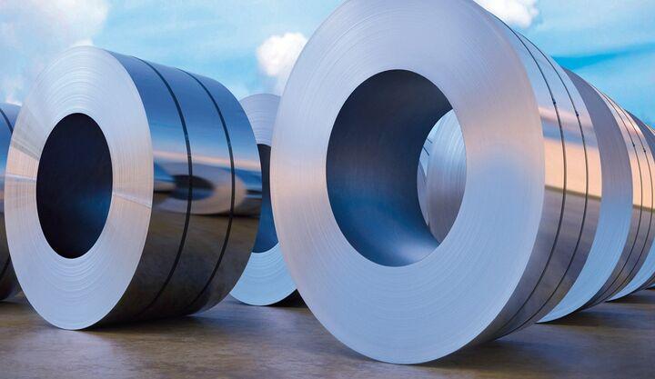 رشد ۴۸ درصدی صادرات تولید کنندگان بزرگ فولاد