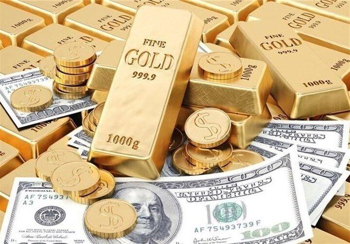قیمت طلا، سکه، دلار و سایر ارزها در ۶ مرداد ۱۴۰۰