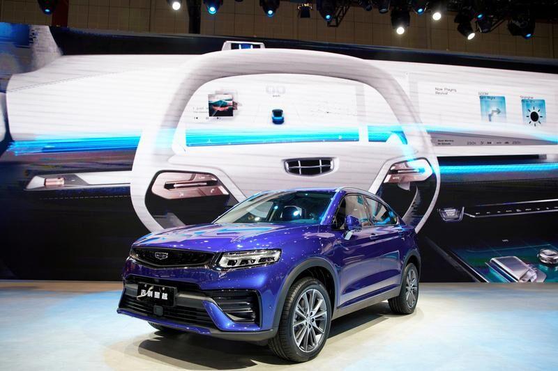 آغاز همکاری مشترک «جیلی» و «تنسنت» برای تولید خودروهای هوشمند