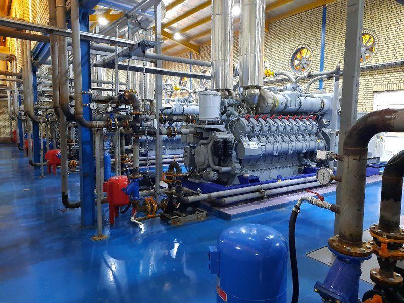 توسعه مولدهای تولید پراکنده شبکه برق در تهران