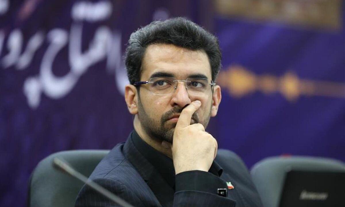 اعلام جرم قوه قضاییه علیه آذری جهرمی| وزیر ارتباطات به دلیل «فیلتر نکردن اینستاگرام» به بازپرسی فراخوانده شد