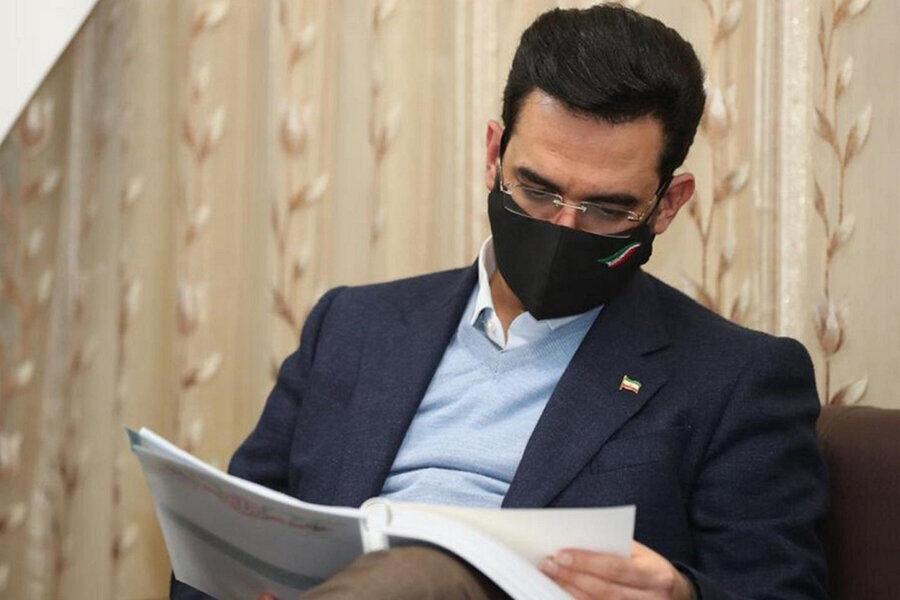 وزیر ارتباطات در دادسرا در دفاع از خود چه گفت؟+ تصویر