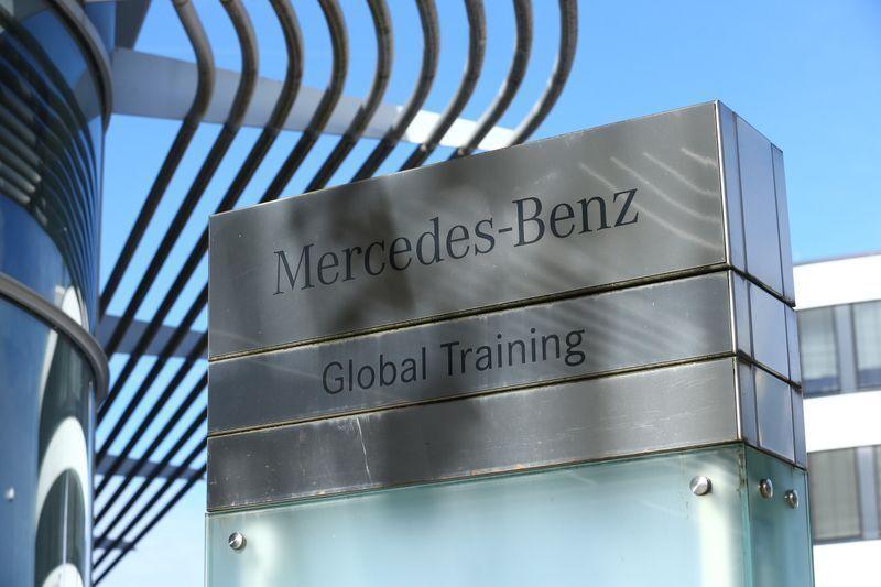 مرسدس بنز در آمریکا فراخوان داد