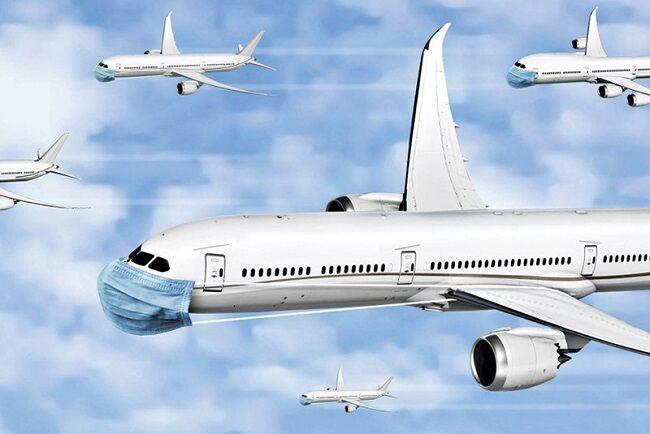 ممنوعیت پرواز به هند در جهان افزایش مییابد