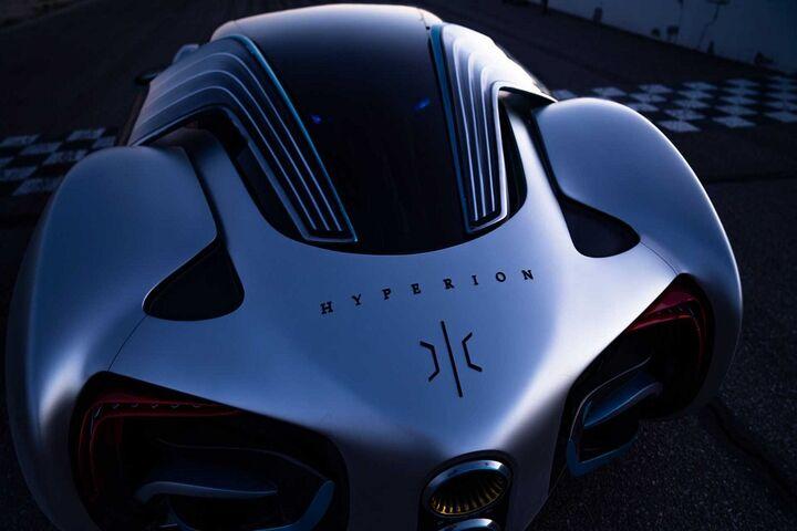 ابر خودرو هیدروژنی 14