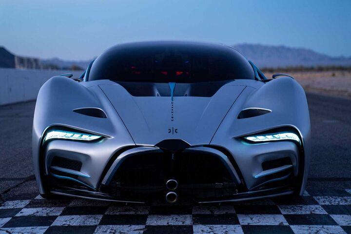 ابر خودرو هیدروژنی 15
