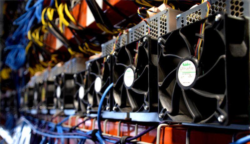 رمزارزها به اندازه مشهد برق مصرف می کنند| ۳۰۰مگاوات ساعت برق مورد نیاز تولید هر عدد بیت کوین
