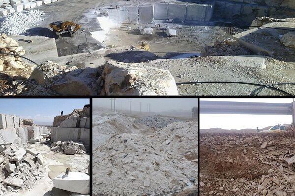 افزایش ۴۰۰ درصدی حقوق دولتی معادن تیر خلاص بر پیکر معدن داران خراسان جنوبی