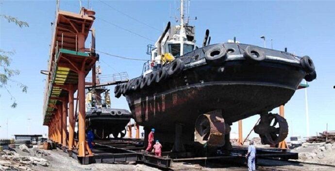 تعمیرات ۲۷ فروند انواع شناور با تکیه بر توان داخلی در هرمزگان