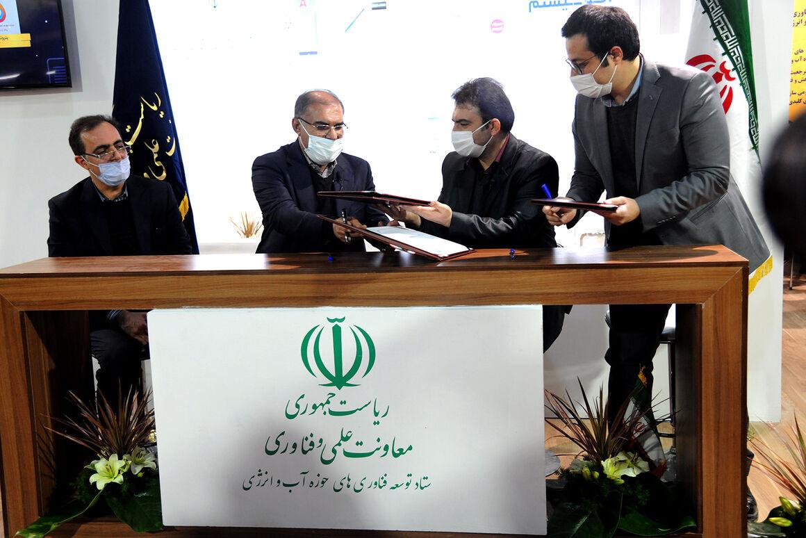 شرکت ملی حفاری تفاهمنامه همکاری ۳ جانبه امضا کرد