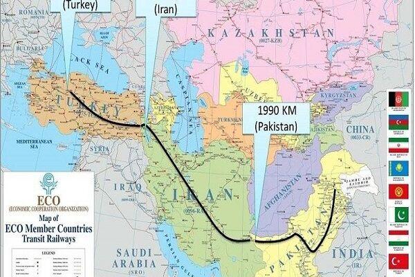 راه اندازی عملیاتی نخستین کریدور ریلی غرب آسیا از ایران| مزیتهای ITI چیست؟