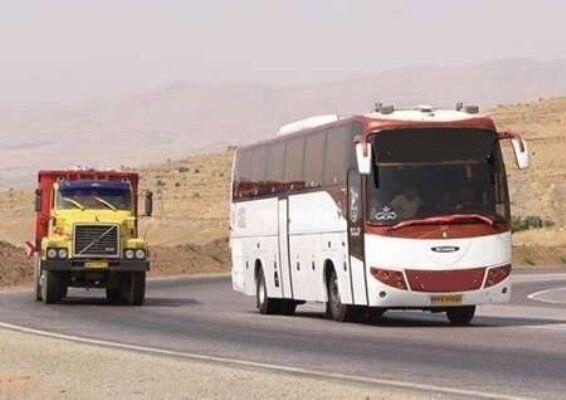 سهم ۲۰ درصدی سواری کرایه در حمل و نقل جادهای