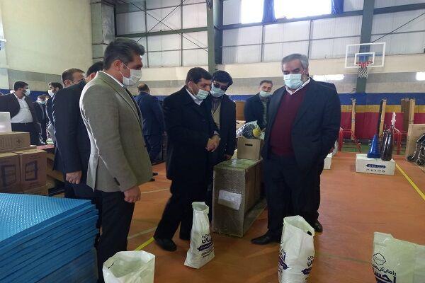 ۲۰۰ هزار بسته معیشتی در کردستان توزیع می شود