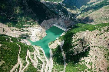 کاهش ۱۴۷ میلیون متر مکعبی ذخیره آب سدهای تهران