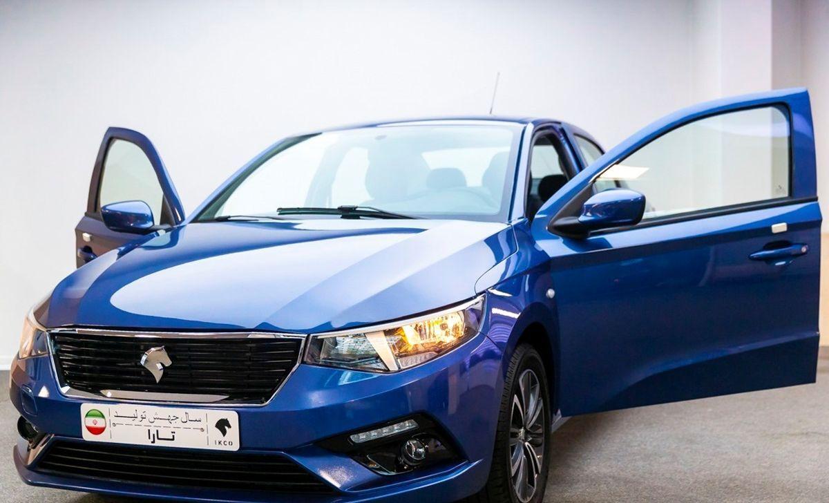«تارا» ایمنترین خودرو ایرانی است