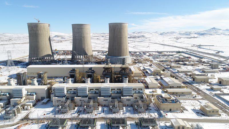 ۷ هزار میلیارد تومان پروژه صنعت برق حرارتی افتتاح میشود