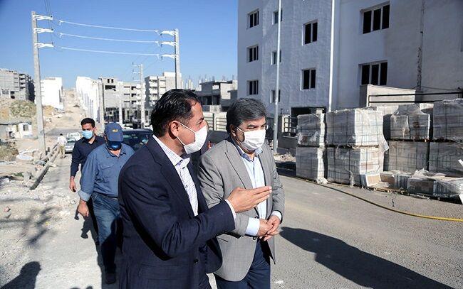 پروژههای مسکن مهر پردیس تا پایان دولت دوازدهم تکمیل میشود