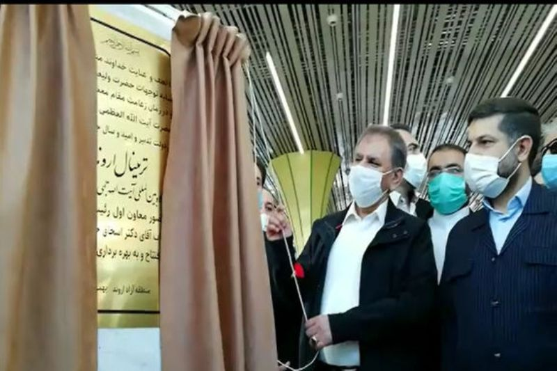 بزرگترین سالن فرودگاهی جنوب غرب ایران در آبادان افتتاح شد/ بازگشت دوران طلایی هواپیمایی آبادان