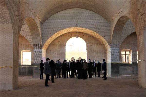 راه اندازی بزرگترین هتلکارخانه خاورمیانه در یزد