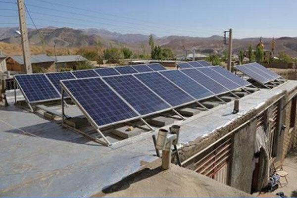 ۲ نیروگاه خورشیدی در استان همدان وارد مدار میشود