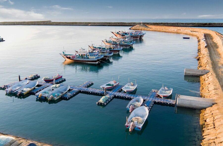 اختصاص ۴۹۰ میلیارد ریال برای ساخت بنادر جدید ماهیگیری در جنوب کشور