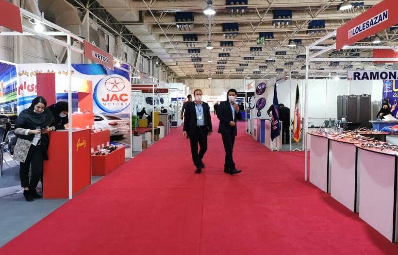 «عظام» و «ایران خودرو» به نمایشگاه قطعات خودرو نیامدند! | استقبال سرد تولیدکنندگان و بازدیدکنندگان از پانزدهمین دوره