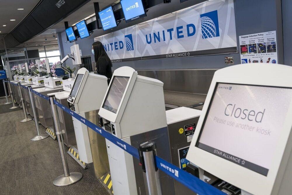 ضرر ۸.۹ میلیارد دلاری خطوط هوایی آمریکا در سال ۲۰۲۰ به علت بحران کرونا