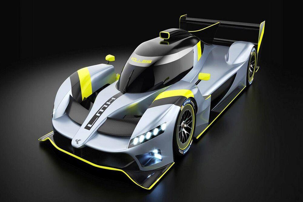معرفی ابر خودرو پروژه PMC برای حضور در لمان