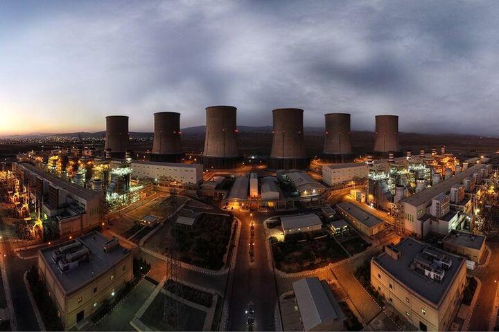 افزایش هزار و ۴۰۰ مگاواتی ظرفیت نیروگاههای حرارتی در سال جاری