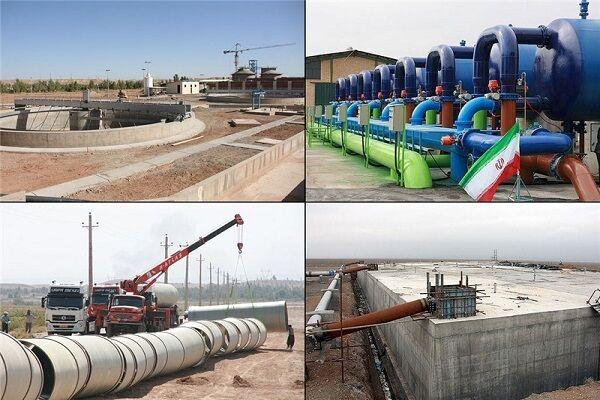 هزار میلیارد ریال اعتبار برای پروژه های آب و فاضلاب گیلان نیاز است