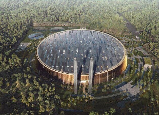 تلاش امارات در ایجاد پایدارترین شهر هوشمند جهان  توسعه بزرگترین نیروگاه تبدیل پسماند به انرژی