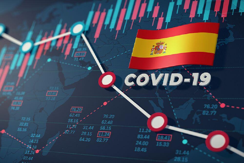 سقوط ۱۱ درصدی اقتصاد اسپانیا به خاطر کرونا