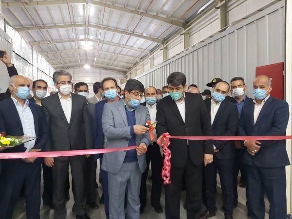 افتتاح یک واحد تولید صنایع بهداشتی و سلولزی با اشتغالزایی ۷۰ نفر در شهرستان اشکذر