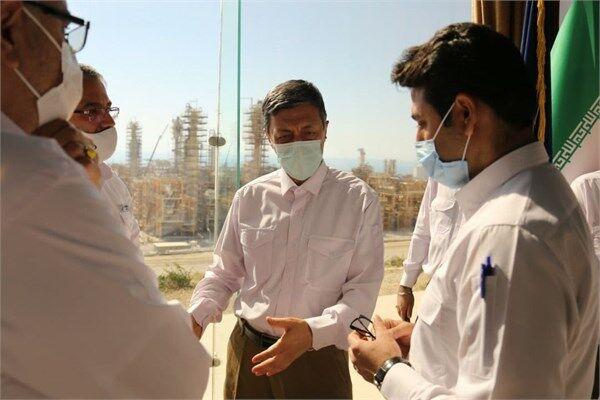 طرحهای پارس جنوبی برگ زرینی در کارنامه انقلاب اسلامی است