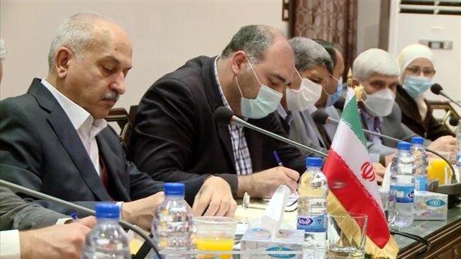 تأسیس بانک مشترک ایران و سوریه و تجارت مبتنی بر ارزهای ملی پیگیری شود