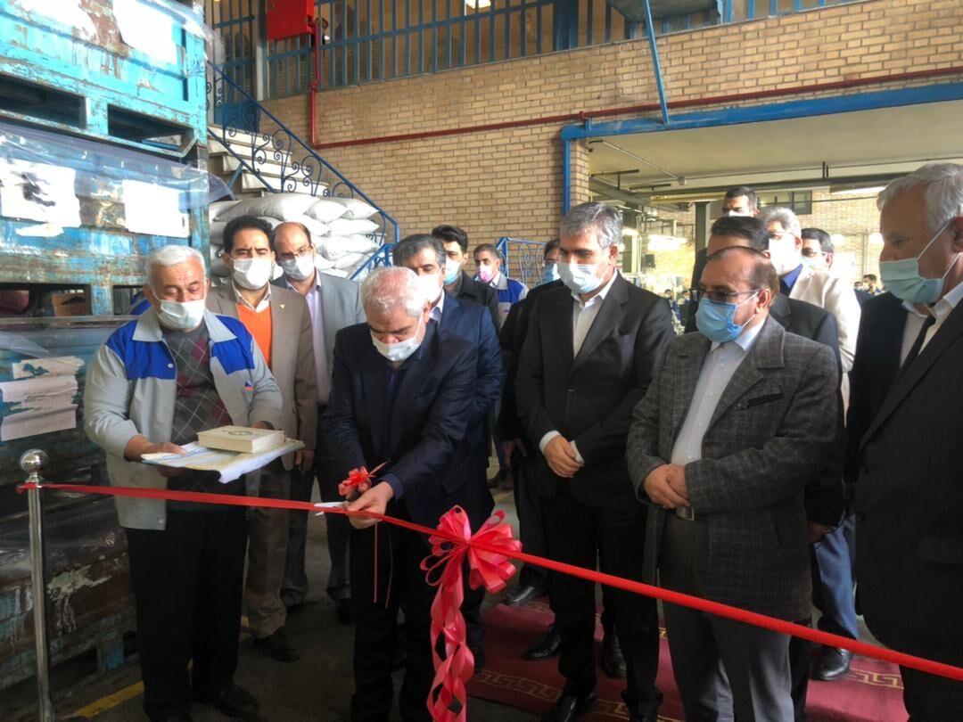 افتتاح خط تولید ۴ قطعه خودروهای سایپا با ۱۵۰ نفر اشتغال