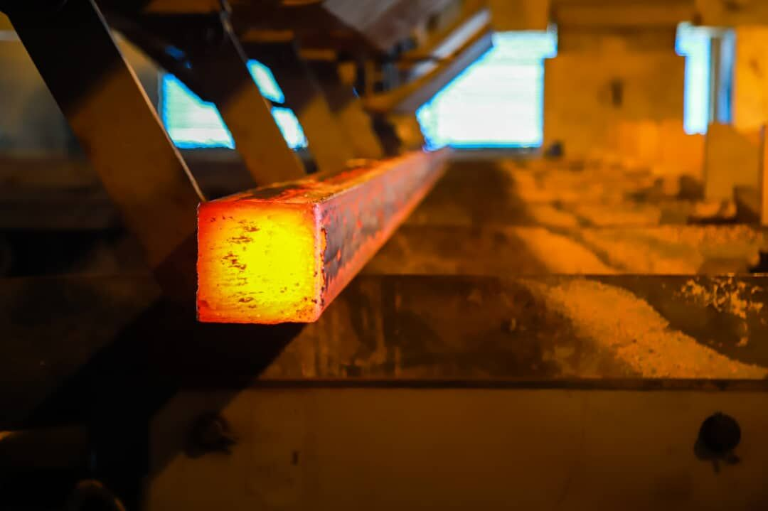 آذربایجانشرقی در تولید مقاطع فولادی رتبه نخست کشوری را دارد