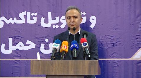 راه اندازی دوباره چرخ تولید اتوبوس ایران خودرو پس از ۹ سال