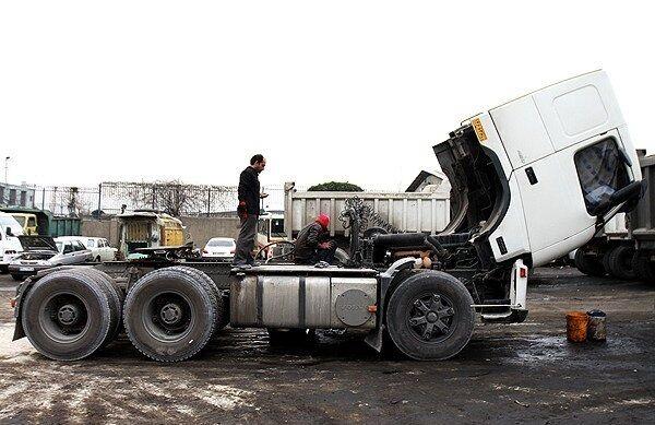 لاستیک سنگین ارزان فقط تا چند ماه بعد| ۶۰۰ هزار لاستیک کامیون با ارز ۴۲۰۰ تومانی در زنجیره تامین