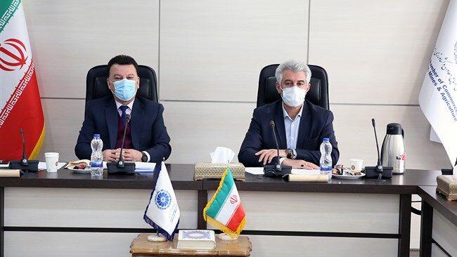 نقشه راه همکاریهای تجاری ایران و قزاقستان تدوین شود