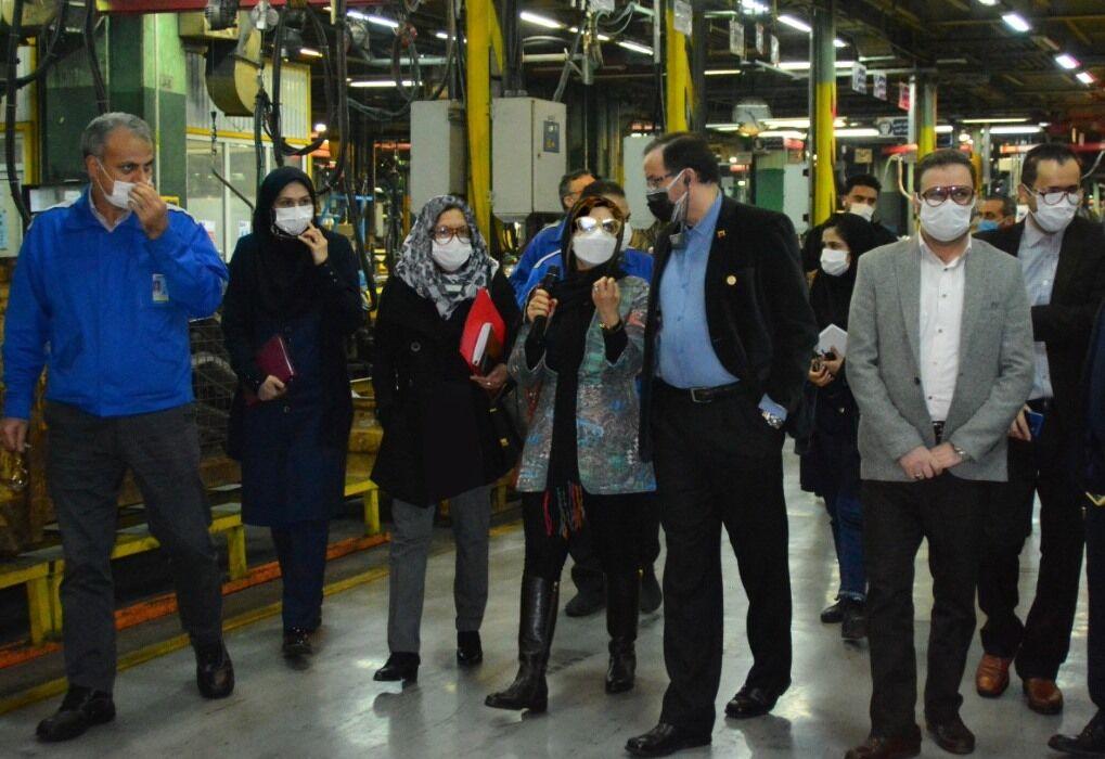 توان بالای ایران در تولید خودرو