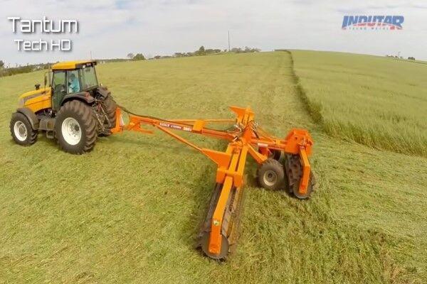 با ماشین آلات جدید کشاورزی آشنا شوید