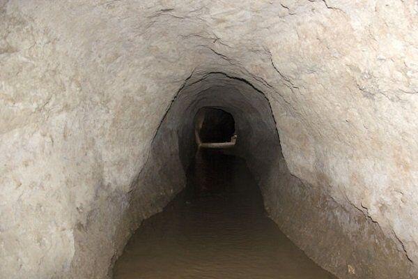 آب دهی قناتهای چهارمحال و بختیاری ۶۰درصد کاهش یافت