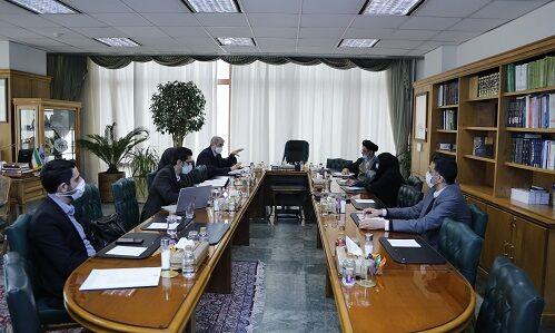 جلسه مشترک کمیسیون اصل ۹۰ مجلس و بانک مرکزی
