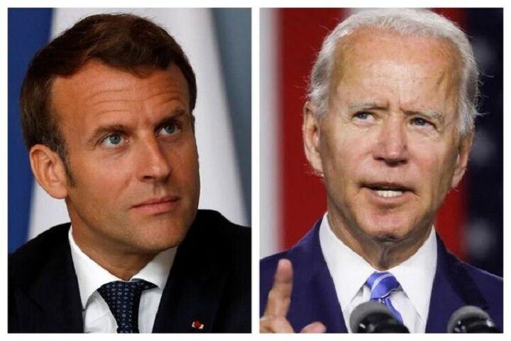 گفتگوی رؤسای جمهور آمریکا و فرانسه درباره مناقشه ایرباس-بوئینگ