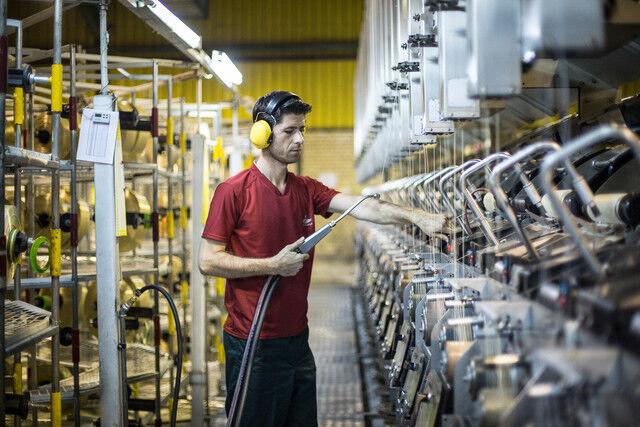 شناسایی ۱۰۵ واحد صنعتی غیرفعال در استان همدان/ ۵۰ واحد به چرخه تولید بازگشت