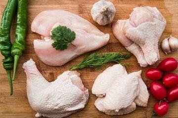 قیمت انواع مرغ در ۲۶ خرداد ۱۴۰۰