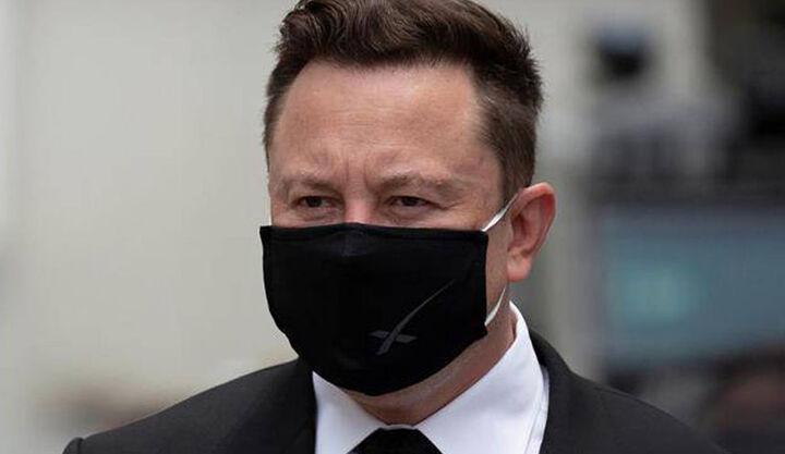 ماسک، مرد در سایه بیتکوین