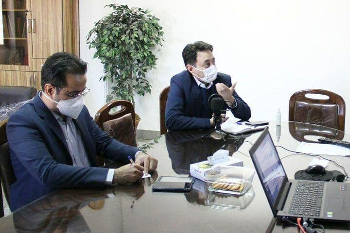 ۱۴ طرح عمرانی برق رسانی روستایی در استان سمنان افتتاح شد