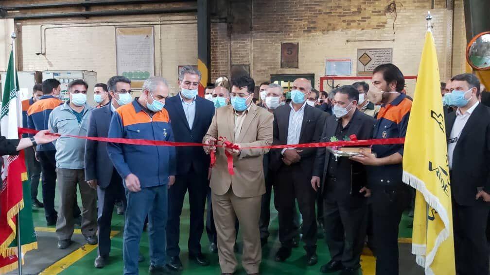 اضافه شدن ۳۰۰۰ حلقه لاستیک در روز به توان تولید کشور